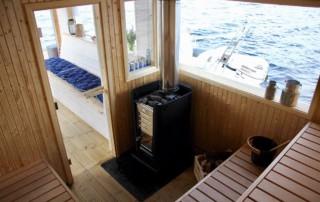 bastuflotte i Göteborg
