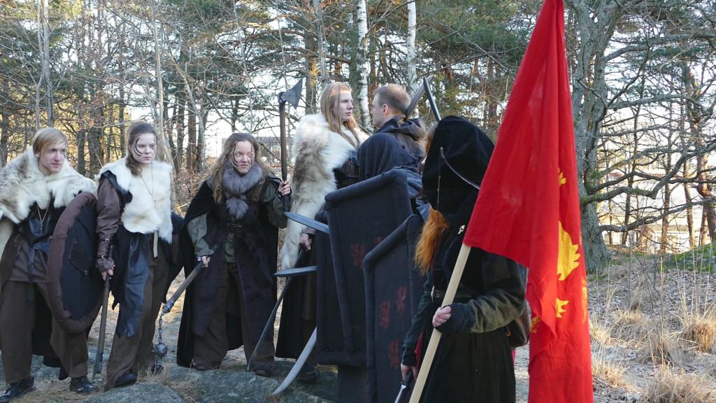 medeltida strid