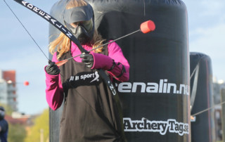 Archerytag - Combat archery - Archery tag - Stockholm
