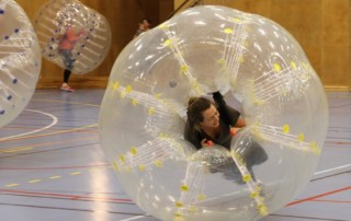 bubble football göteborg