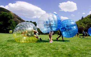 bubble football i göteborg