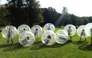 bubbleball i göteborg