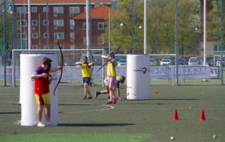 Combat Archery Tag Malmö