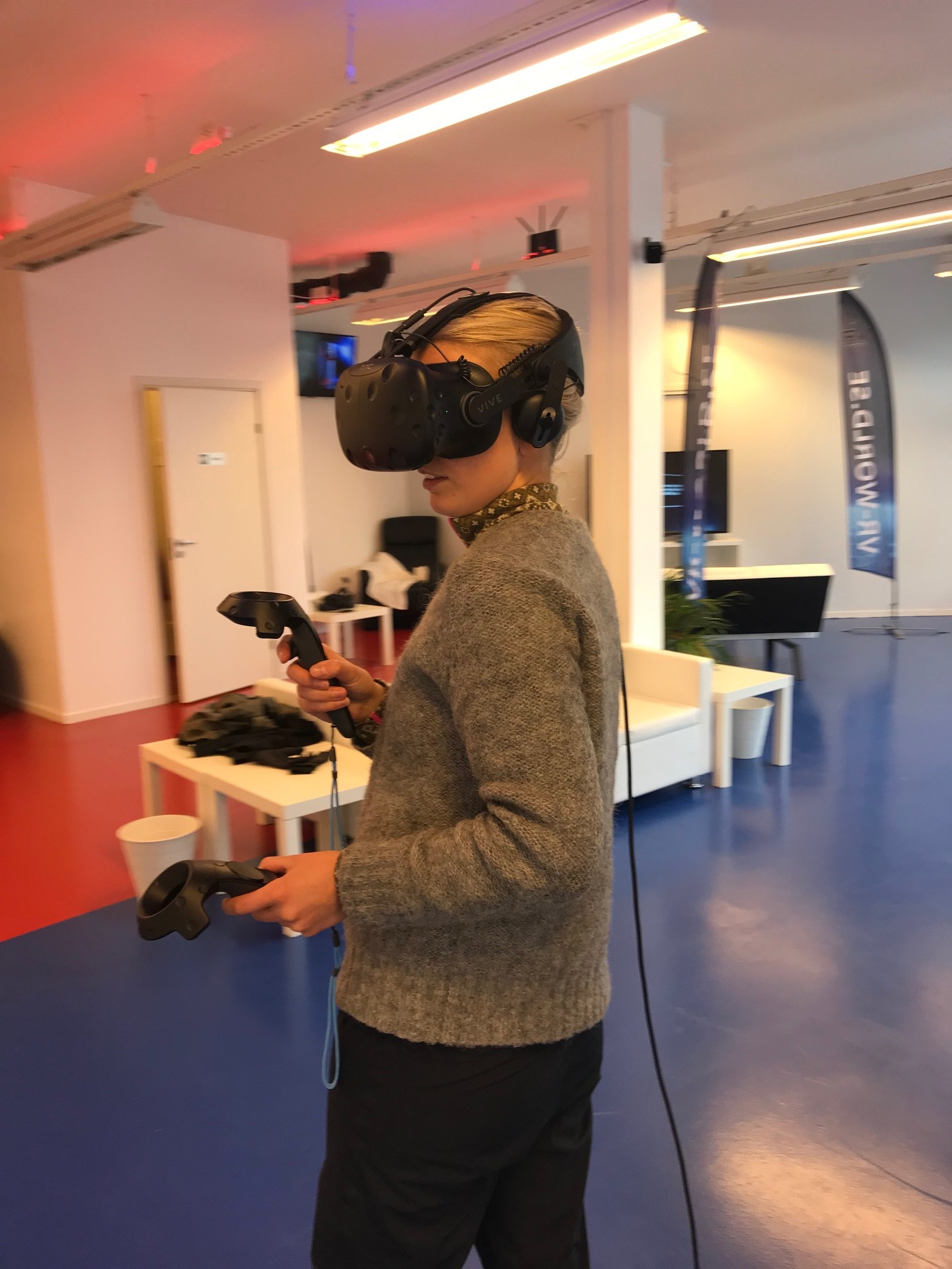Vr Virtual Reality göteborg