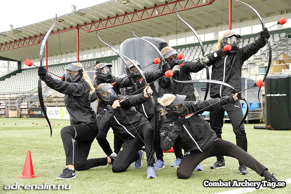 Archery Tag Stockholm