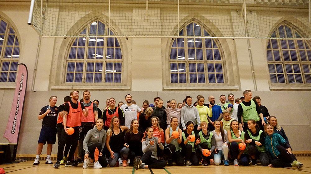 Dodgeball stockholm